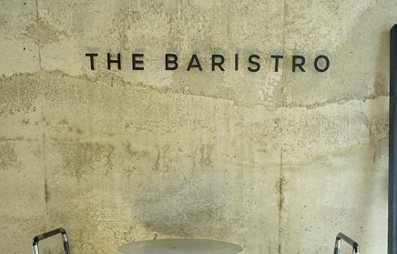 THE BARISTRO AT TRAIN STATION